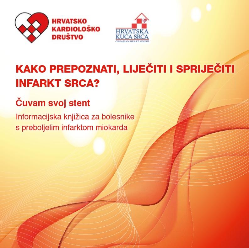 Preuzmite informacijsku knjižicu o infarktu srca