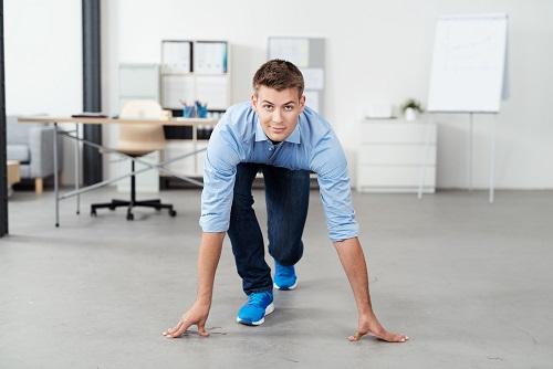 Tjelovježba u uredu? Probajte ove jednostavne trikove!