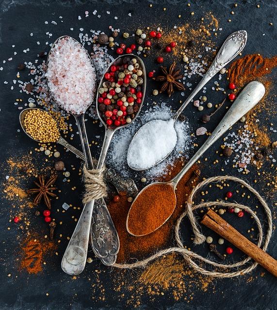 O kuhinjskoj soli